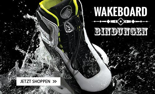 WAKEBOARD BINDUNGEN