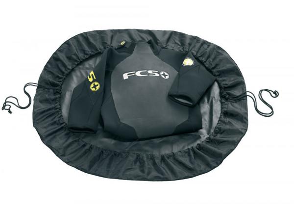 FCS Change Mat-Wet Bag / Transportbag für Neoprene