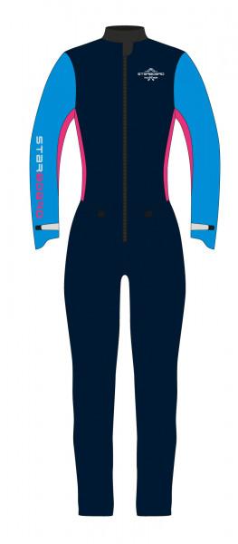 Starboard Frauen All Star 3 Farbig Blau SUP Trockenanzug