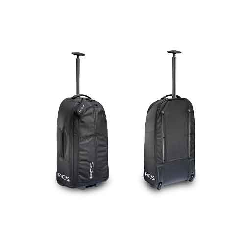 FCS Departure Wheeled Bag black