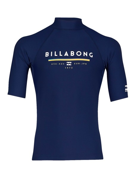 Billabong Unity SS Rashguard Shirt