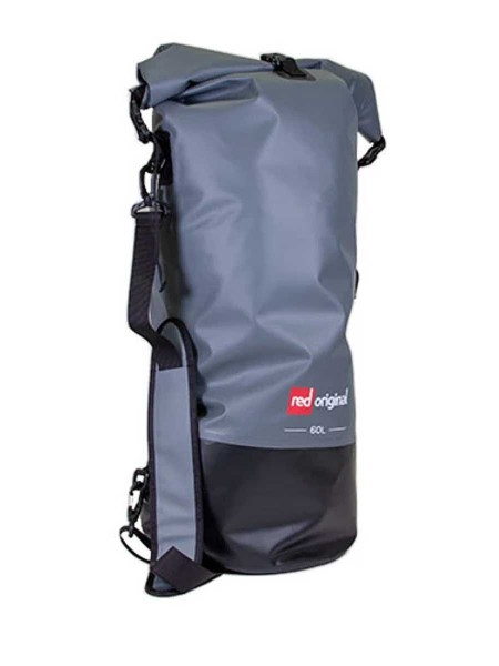 Red Paddle Roll Top Tasche 60 L