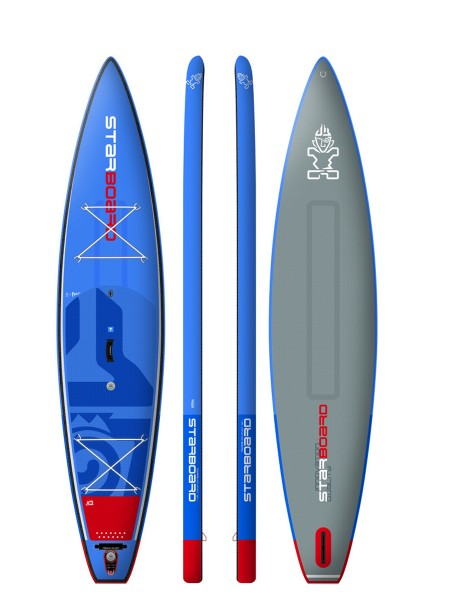 """Starboard 12'6"""" Touring Deluxe DC iSUP 2018"""