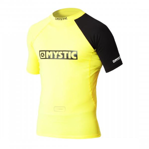 Mystic Event S/S Rashvest Chest Logo