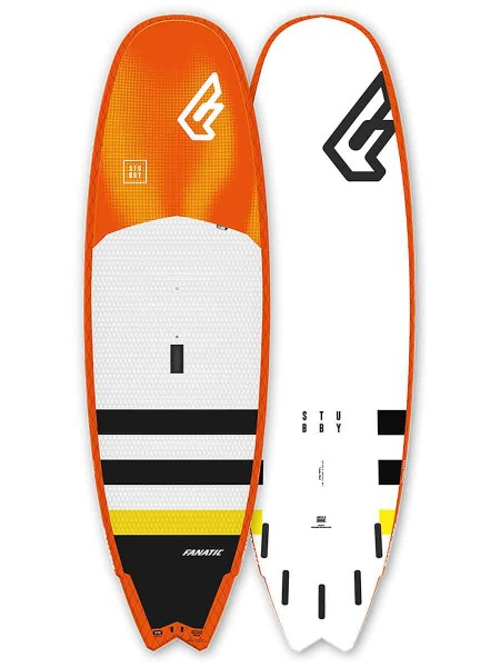 "Fanatic 8'3"" Stubby SUP 2019"