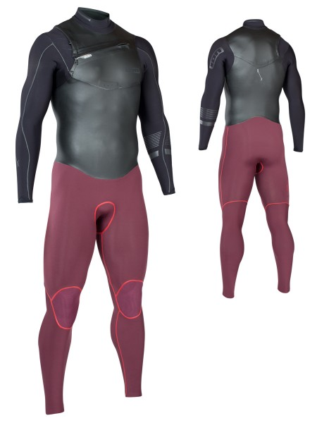 ION Onyx Select Semidry 3/2 DL Wetsuit