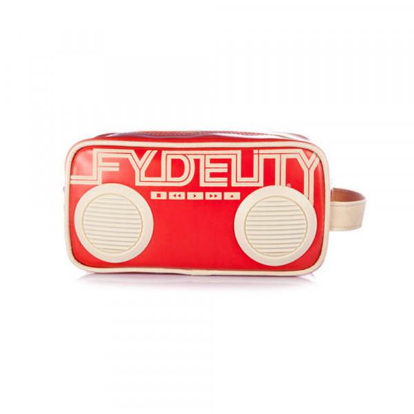 Fydelity Namesake Doppler Stereo Case red