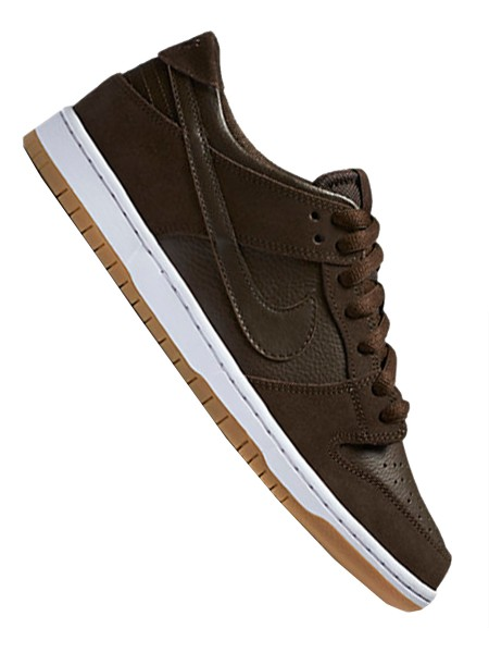 Nike SB Dunk Low Pro Ishod Wair baroque brown/baroque brown - white