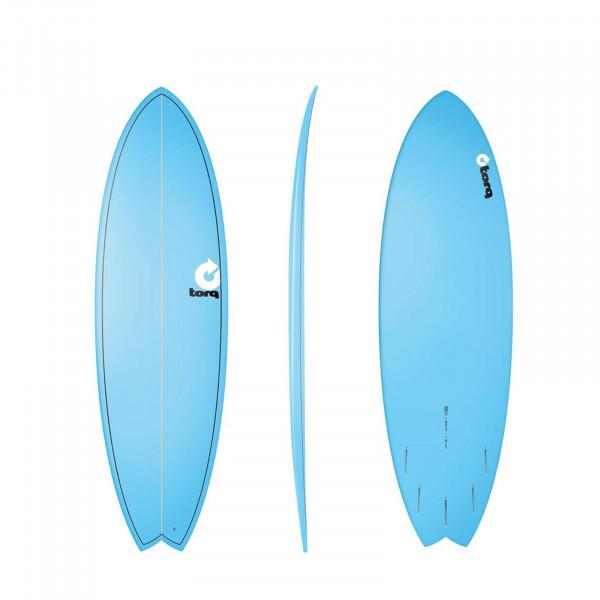 Surfboard TORQ Epoxy TET 5.11 Fish Blue