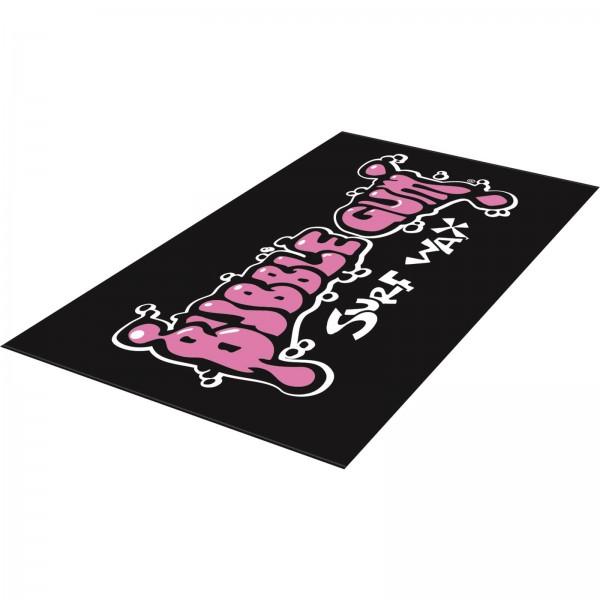 BUBBLE GUM Strandhandtuch Surf Pink beach towel