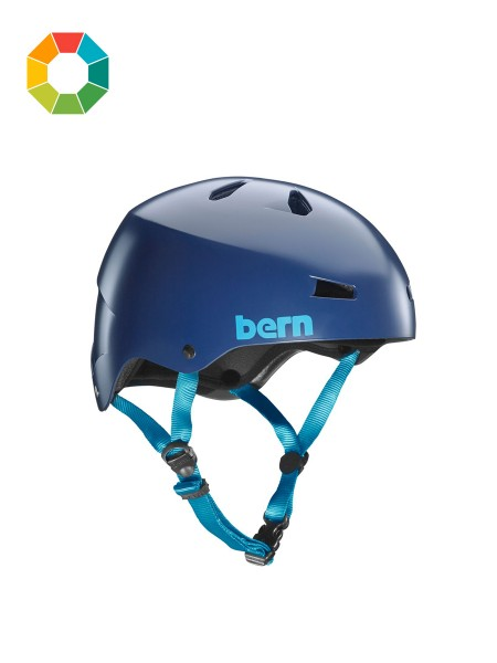 Bern Team Macon EPS Summer Skate Helm 2017