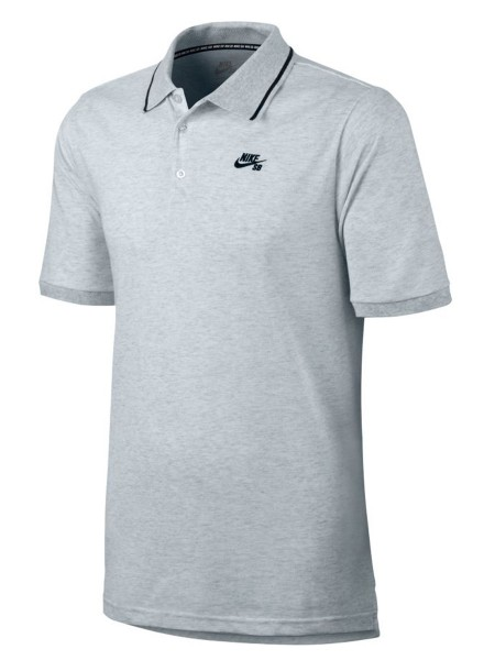 Nike SB Dry Polo Pique Tipped Polo-Shirt