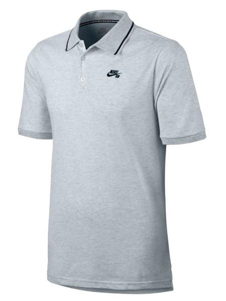 Nike SB Dry Polo Pique Tipped Polo-Shirt