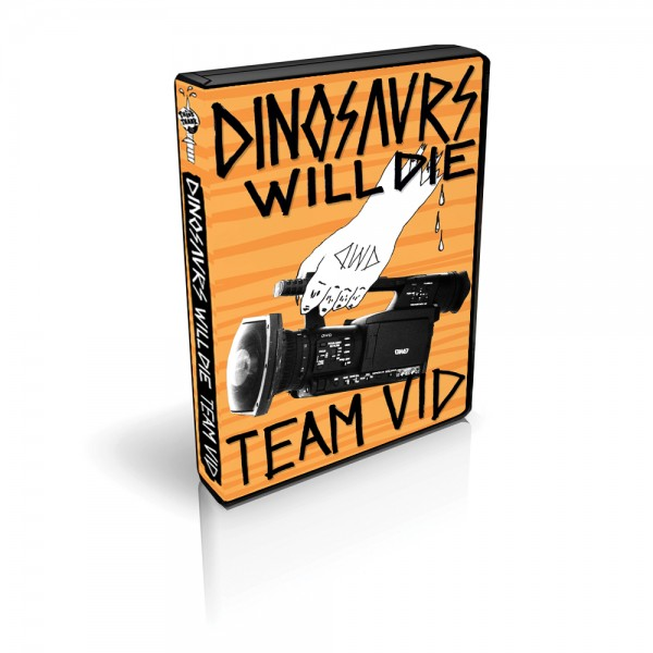 DINOSAURS WILL DIE - TEAM DVD