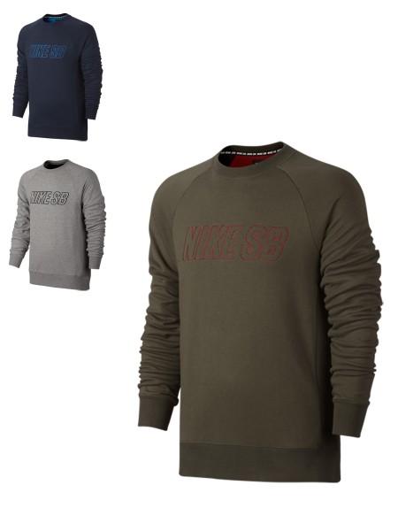 Nike SB Everett Reveal Crew Sweater