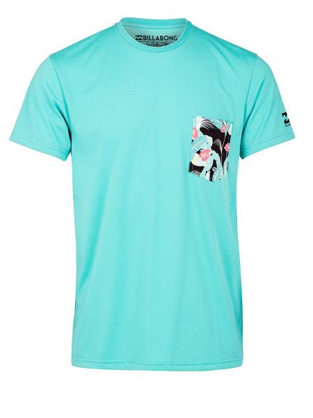 Billabong Team Pocket Rashguard T-Shirt 2019