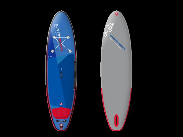 """Starboard iGo 10'8"""" Deluxe SUP"""
