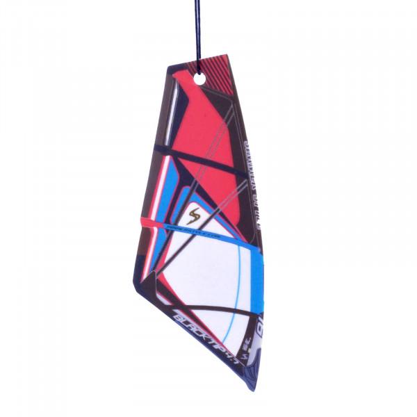 Lufterfrischer Windsurf Simmer Blacktip black