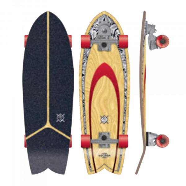 Flying Wheels Surf Skateboard 32 Solana