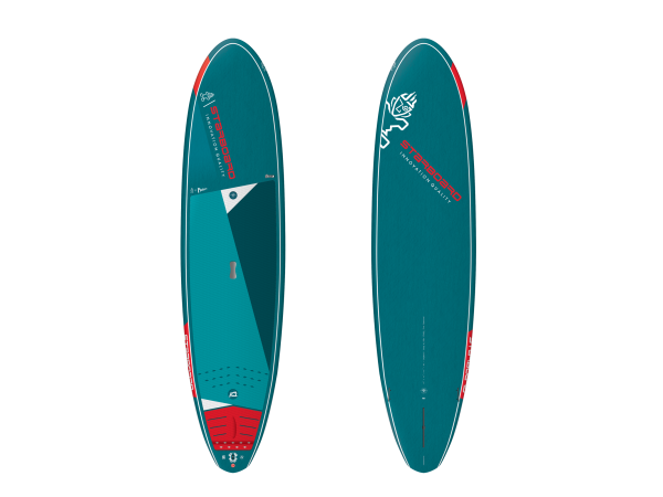 """Starboard Longboard 9'0"""" Blue Carbon SUP"""