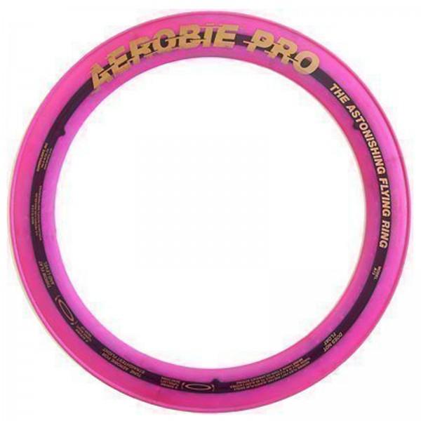 Aerobie Pro Wurfring 13 Inch 33cm Magenta