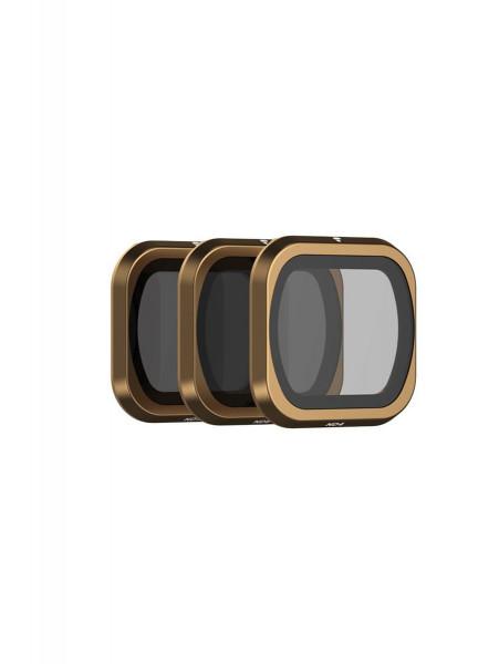 PolarPro Mavic 2 Pro Cinema Series - Shutter Collection 3er Pack-Filter