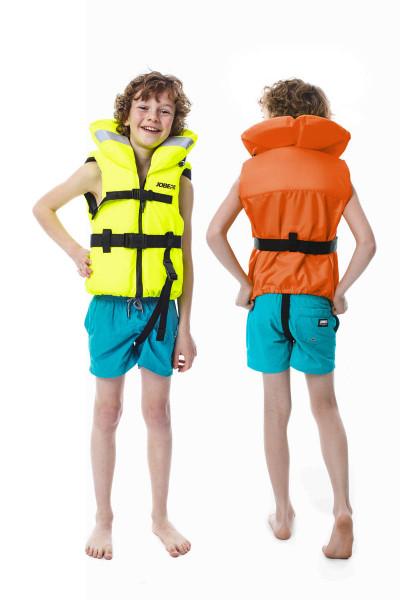 Jobe Comfort Boating Schwimmweste Kinder Gelb
