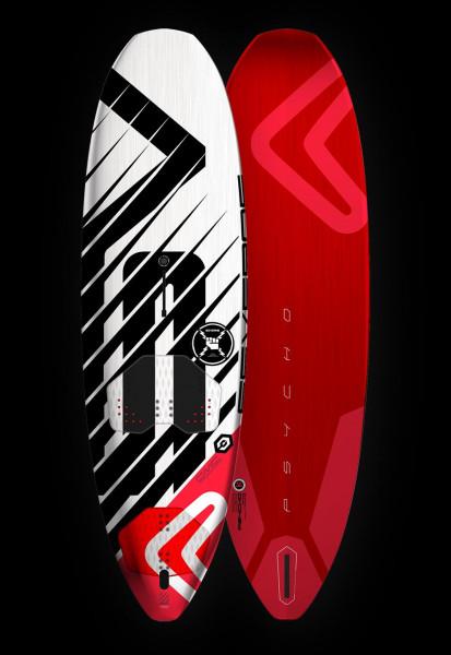 Severne Psycho Foil 2 w/ Nose Protector Windsurfboard