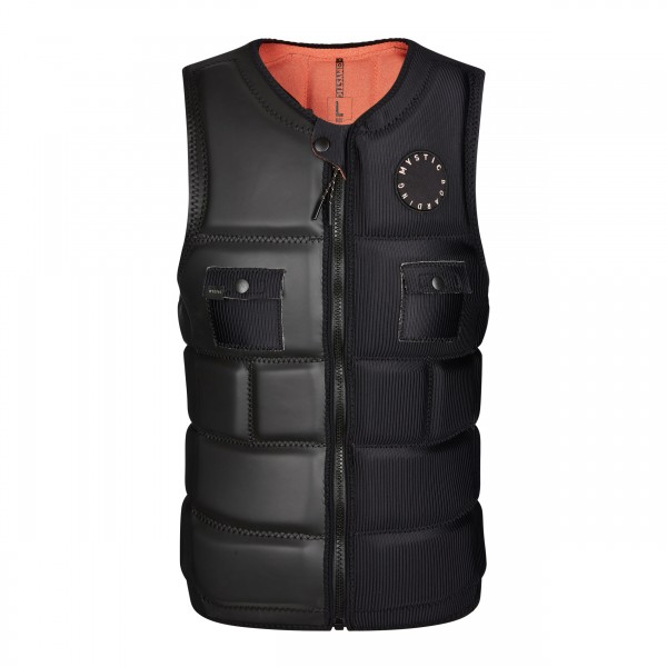 Mystic VOLTT Impact Vest Fzip Wake