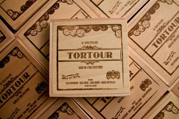 TORTOUR - eine 26 Gypsy Style DVD