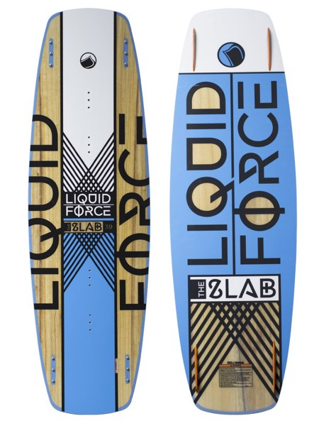 Liquid Force Slab Hybrid Wakeboard 2016