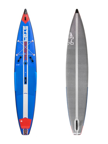 "Starboard 12'6"" All Star Airline iSUP 2019"