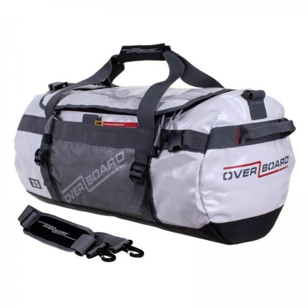 OverBoard wasserdichte Duffel Bag 35 Lit ADV Weiss