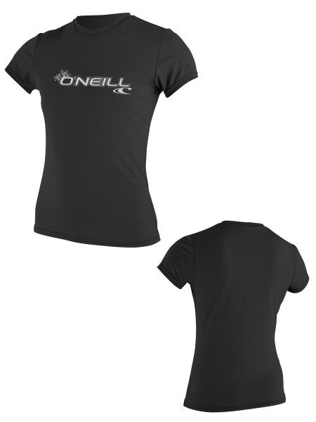 O'Neill Basic Skins Rash Tee Women