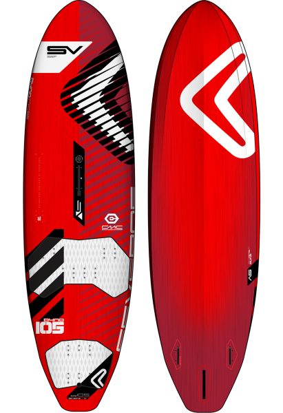 Severne Dyno 3 Windsurfboard