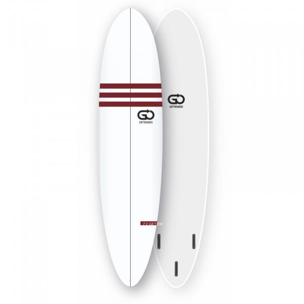 GO Softboard 7.2 Soft Top Surfboard