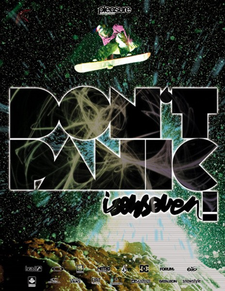 DON´T PANIC! by Isenseven
