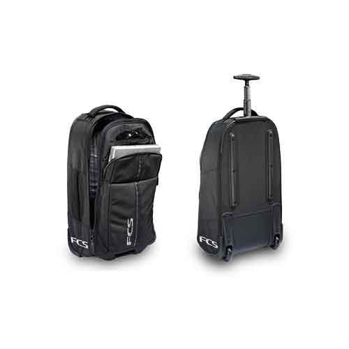 FCS Transfer Wheeled Bag black