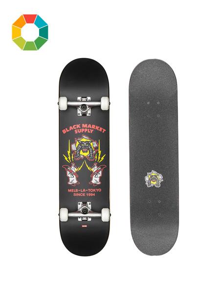 Globe G2 Black Market Skateboard