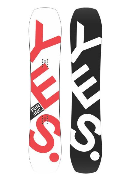 Yes Fun Inc. Kinder Snowboard