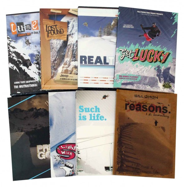 Funsport.de MEGA Ski 7er DVD Pack
