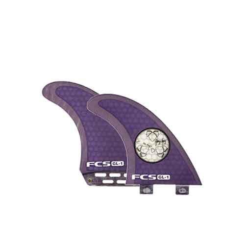 FCS SUP GL-1 PC Quad Fin Set