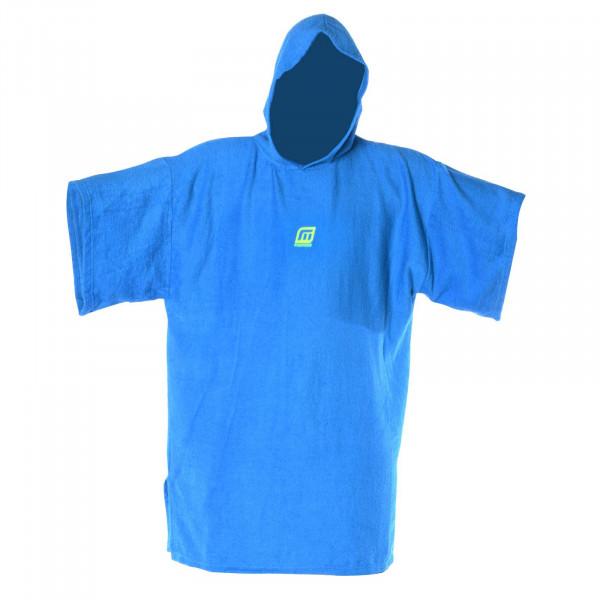 MADNESS Change Robe Poncho Unisize Blau