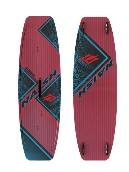 Naish Hero Kiteboard 2018