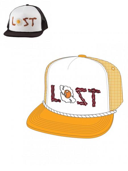 Lost B.A.E. Hat