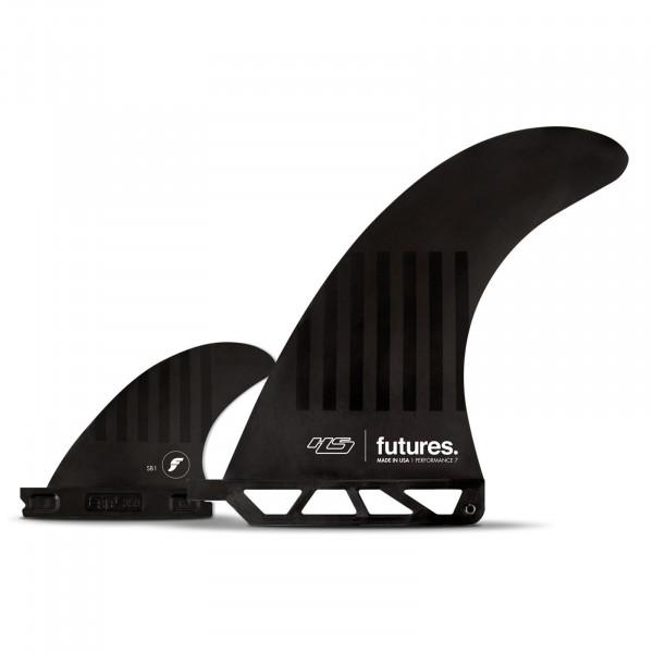 FUTURES 2+1 Fin Set HS 2+1 7.00 Compound
