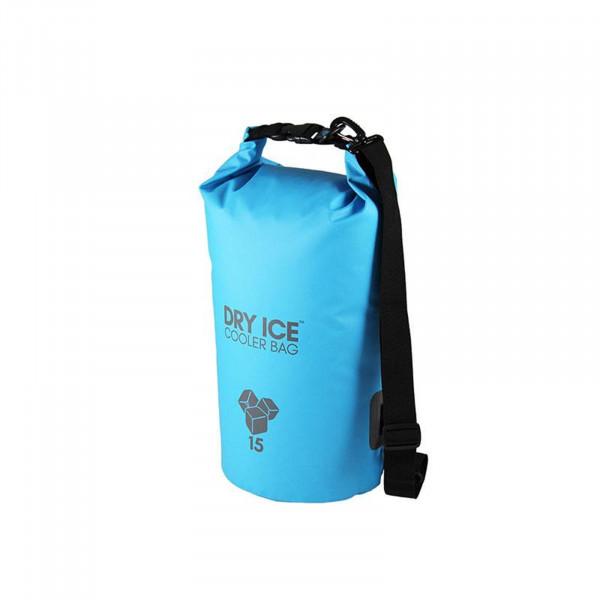 Dry Ice Cooler Bag Kühltasche 15 Liter Türkis