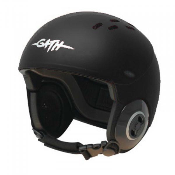 GATH Wassersport Helm GEDI Gr L Schwarz matt