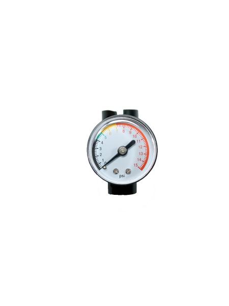 Mystic Manometer für Kitepumpen