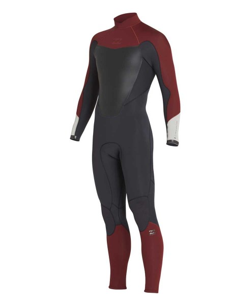 Billabong Absolute 3/2 Fullsuit BackZip Neopren